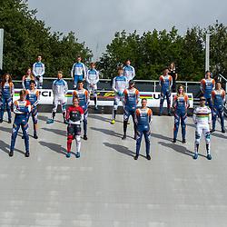 30-08-2020: Wielrennen: BMX - Road to Tokyo & WK 2021: Papendal<br /> De Nederlandse BMX'ers die dit weekend de aftrap geven voor de road to Tokyo en het WK BMX