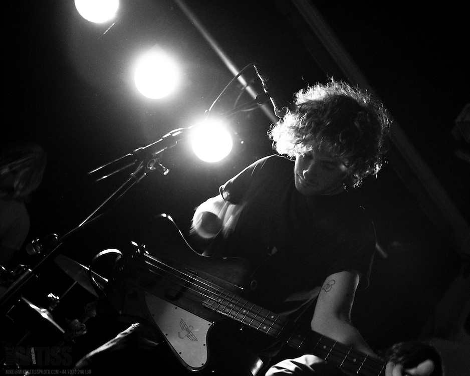 The Kill Van Kulls performing live at Noho, In The City 2010, Manchester, United Kingdom, 2010-10-15