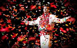August 28, 2018 - Toluca, ESTADO DE MÉXICO, MÉXICO - 80828122. Toluca, Estado de México 28 Ago 2018 (Notimex-Especial).- El cantautor michoacano Juan Gabriel es un icono, no sólo de la música, sino de la cultura popular mexicana, que demostró su conocimiento sobre la mexicanidad y el modo de ser de los mexicanos en sus canciones..NOTIMEX/FOTO/ESPECIAL/COR/ACE/ (Credit Image: © Especial/Notimex/Newscom via ZUMA Press)