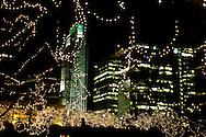 11/24/05  Omaha, NEThe holiday lights festival Lighting ceremony. (photo by Chris Machian/Prarie Pixel Group)