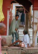 Charity - Varanasi