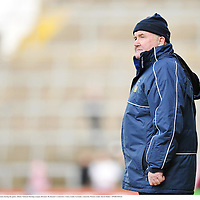 9 March 2008; Limerick manager Richie Bennis during the game. Allianz National Hurling League, Division 1B, Round 3, Limerick v Clare, Gaelic Grounds, Limerick. Picture credit: David Maher / SPORTSFILE