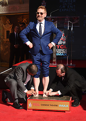 Kenneth Branagh Hand and Footprints Ceremony held at the TCL Chinese Theatre. 26 Oct 2017 Pictured: Kenneth Branagh. Photo credit: Janet Gough / AFF-USA.com / MEGA TheMegaAgency.com +1 888 505 6342