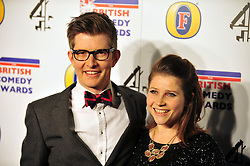 © Licensed to London News Pictures. 16/12/2011. London, England.Gareth Malone  attends the Channel 4 British Comedy Awards  in Wembley London .  Photo credit : ALAN ROXBOROUGH/LNP