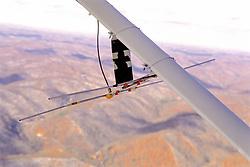 Radio Tracking Device On Airplane