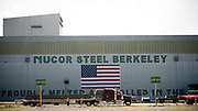 HUGER, S.C. - APRIL, 17,  2017:  <br /> <br /> Nucor Hot Plant and the Galv-Line<br /> <br /> CREDIT: Stephen B. Morton for The New York Times