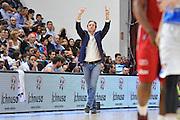 DESCRIZIONE : Beko Legabasket Serie A 2015- 2016 Dinamo Banco di Sardegna Sassari - Olimpia EA7 Emporio Armani Milano<br /> GIOCATORE : Federico Pasquini<br /> CATEGORIA : Allenatore Coach Mani <br /> SQUADRA : Dinamo Banco di Sardegna Sassari<br /> EVENTO : Beko Legabasket Serie A 2015-2016<br /> GARA : Dinamo Banco di Sardegna Sassari - Olimpia EA7 Emporio Armani Milano<br /> DATA : 04/05/2016<br /> SPORT : Pallacanestro <br /> AUTORE : Agenzia Ciamillo-Castoria/C.AtzoriCastoria/C.Atzori
