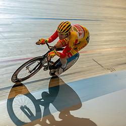 22-12-2019: Wielrennen: NK Baan Omnium: Apeldoorn <br />Yoeri Havik