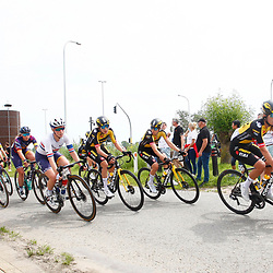 KNOKKE HEIST (BEL) July 10 CYCLING: 2nd Stage Baloise Belgium tour: Karlijn Swinkels: Team Jumbo-Visma Women