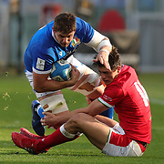 20210313 Rugby, Guinnes 6 nations : Italia vs Galles