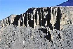 Sandstone Cliffs Near Kagbeni