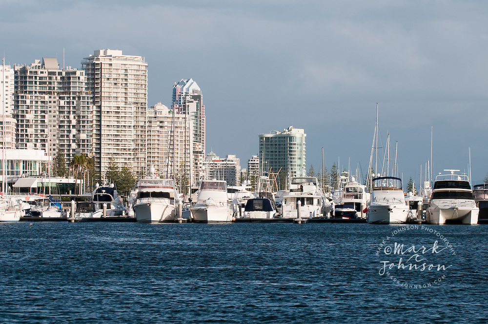 Marina Mirage, Broadwater, Gold Coast, Queensland, Australia