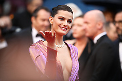 """Isabeli Fontana attends the screening of """"Les Plus Belles Annees D'Une Vie"""" during the 72nd annual Cannes Film Festival on May 18, 2019 in Cannes, France Photo by Shootpix/ABACAPRESS.COM"""
