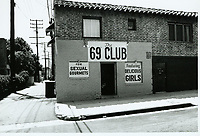 1975 The 69 Club on Spaulding Ave.