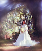 Debbie Dessommes Blitch bridal portraits by Frank Lotz Miller