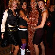 Premiere American Pie 3, Dare, Tatiana Linck, Chelina Manuhutu, Kelly Keet en manager