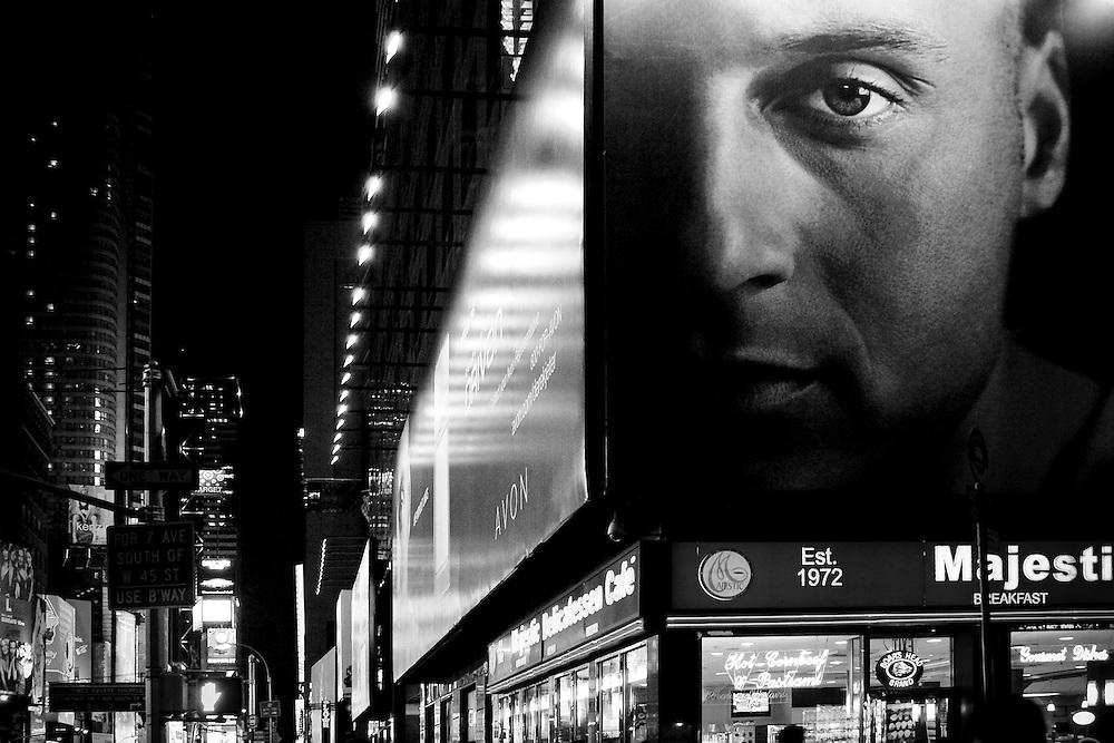 New York City. Broadway