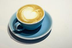 Coffee made by rider Grega Bole, on June 4, 2021, in Bled, Slovenia.  Photo by Grega Bole