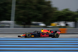 June 23, 2018 - Le Castellet, Var, France - Red Bull Racing 33 Driver MAX VERSTAPPEN (NDL) in action during the Formula one French Grand Prix at the Paul Ricard circuit at Le Castellet - France (Credit Image: © Pierre Stevenin via ZUMA Wire)