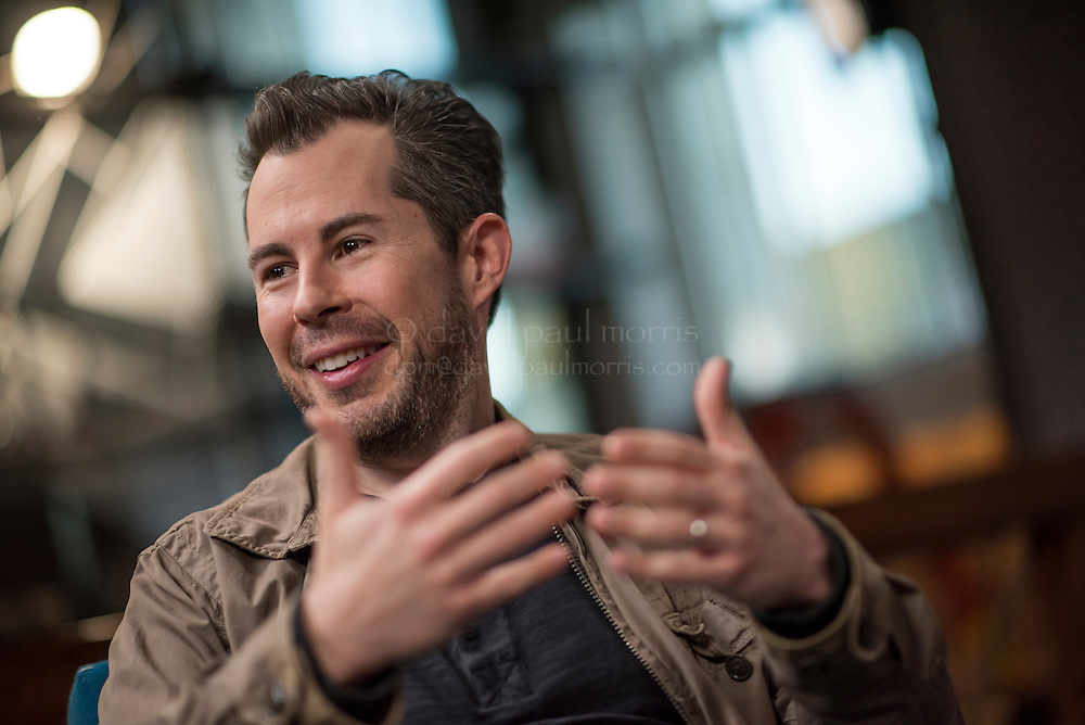 Bill Maris, venture capitalist and chief executive officer of GV, formerly Google Ventures, stands for a photograph after a television interview in San Francisco, California, U.S., on Thursday, Feb. 26, 2016. GV, formerly Google Ventures, is the venture capital investment arm of Alphabet Inc. and provides seed, venture, and growth stage funding to technology companies. Photographer: David Paul Morris