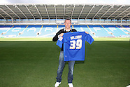 170810 Craig Bellamy signs for Cardiff city