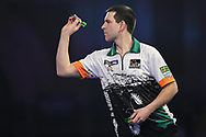 William O'Connor during the World Darts Championships 2018 at Alexandra Palace, London, United Kingdom on 19 December 2018.