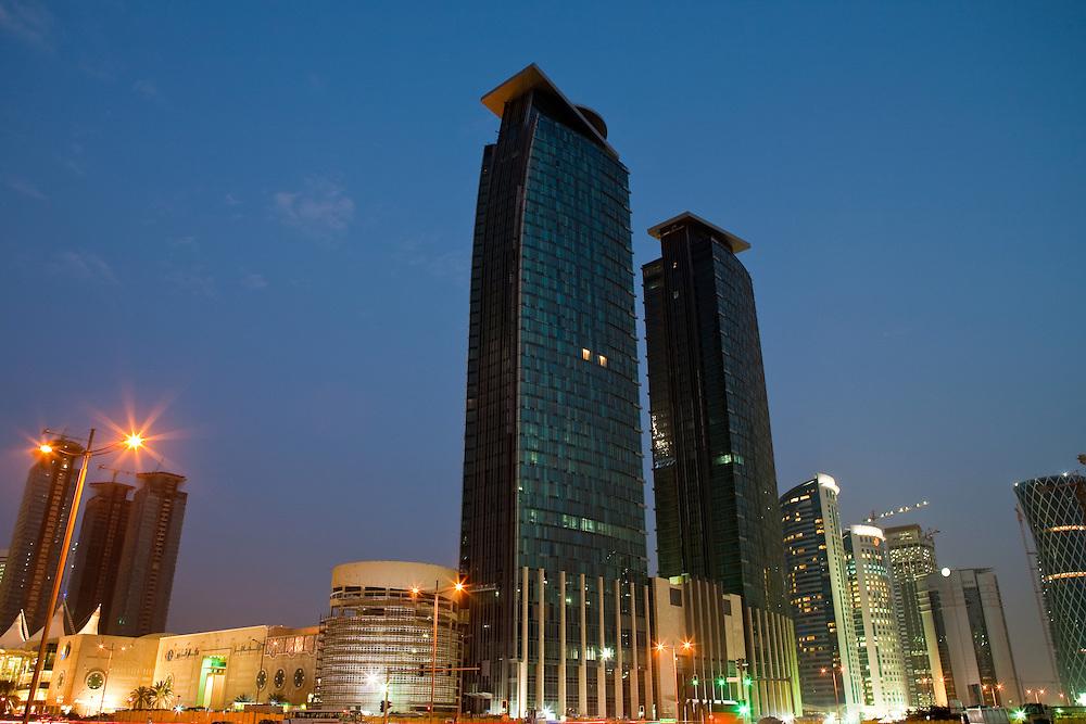 Doha City Centre Expansion