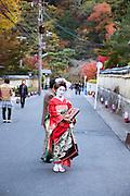 Kyoto, Japan, Geisha