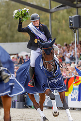 Jung Michael, GER, Fischer Chipmunk FRH<br /> European Championship Eventing<br /> Luhmuhlen 2019<br /> © Hippo Foto - Stefan Lafrentz<br /> 01/09/2019