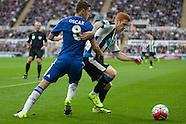 Newcastle United v Chelsea 260915