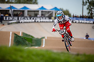 #144 (VAUGHN Daleny) USA at Round 2 of the 2020 UCI BMX Supercross World Cup in Shepparton, Australia.