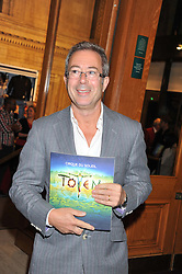 BEN ELTON attends the premier of 2012 Cirque du Soleil's Totem at the Royal Albert Hall, London on 5th January 2012,