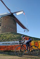 29-01-2006 WIELRENNEN: UCI CYCLO CROSS WERELD KAMPIOENSCHAPPEN: ZEDDAM <br /> Reza Hormes Ravenstijn <br /> ©2006-WWW.FOTOHOOGENDOORN.NL