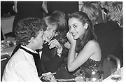 ROBERT FAIRER; DANIELLA CAHILL, Bluebird Ball. Cafe Royal. 6 January 1983,<br /> <br /> SUPPLIED FOR ONE-TIME USE ONLY> DO NOT ARCHIVE. © Copyright Photograph by Dafydd Jones 248 Clapham Rd.  London SW90PZ Tel 020 7820 0771 www.dafjones.com