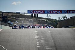 October 28, 2018 - Portimao, PORTUGAL - 29 DUQUEINE ENGINEERING (FRA) ORECA 07 GIBSON LMP2 PIERRE RAGUES (FRA) NICOLAS JAMIN (FRA) NELSON PANCIATICI  (Credit Image: © Panoramic via ZUMA Press)