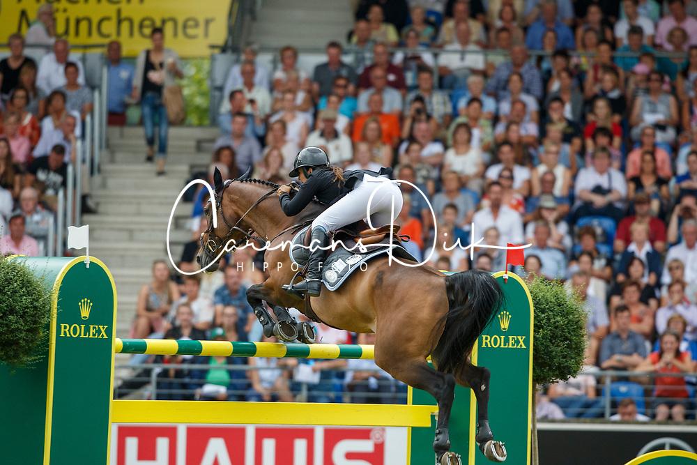 Goldstein Danielle, (ISR), Carisma<br /> Individual Final Competition round 2<br /> FEI European Championships - Aachen 2015<br /> © Hippo Foto - Dirk Caremans<br /> 23/08/15