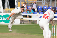Glamorgan County Cricket Club v Leicestershire County Cricket Club 160919