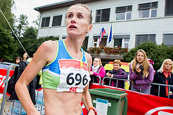 Sonja Roman at 3rd Marathon of Slovenske Konjice 2015 on September 27, 2015 in Slovenske Konjice, Slovenia. Photo by Urban Urbanc / Sportida