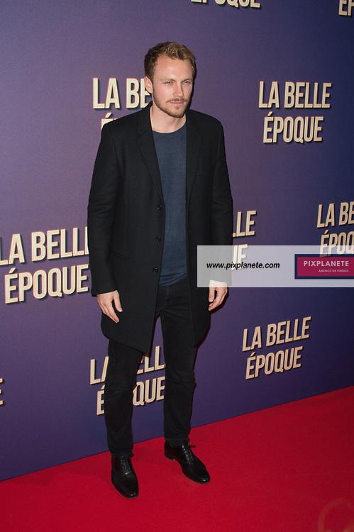 Roby Schinasi Avant première du film La Belle Epoque Jeudi 17 Octobre 2019 Gaumont Opéra Paris