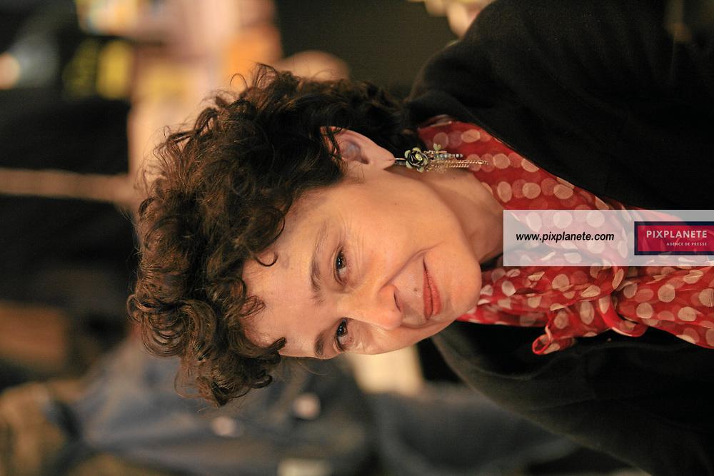 Brigitte Smadja - Salon du livre - Paris, le 25/03/2007 - JSB / PixPlanete