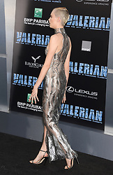 'Valerian And The City Of A Thousand Planets' World Premiere held at the TCL Chinese Theatre. 17 Jul 2017 Pictured: Cara Delevingne. Photo credit: Janet Gough / AFF-USA.COM / MEGA TheMegaAgency.com +1 888 505 6342