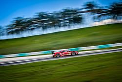 February 22, 2019 - Sepang, MALAISIE - 51 SPIRIT OF RACE (SUI) FERRARI 488 GT3 GT ALESSANDRO PIER GUIDI (ITA) OSWALDO NEGRI JR (USA) FRANCESCO PIOVANETTI  (Credit Image: © Panoramic via ZUMA Press)