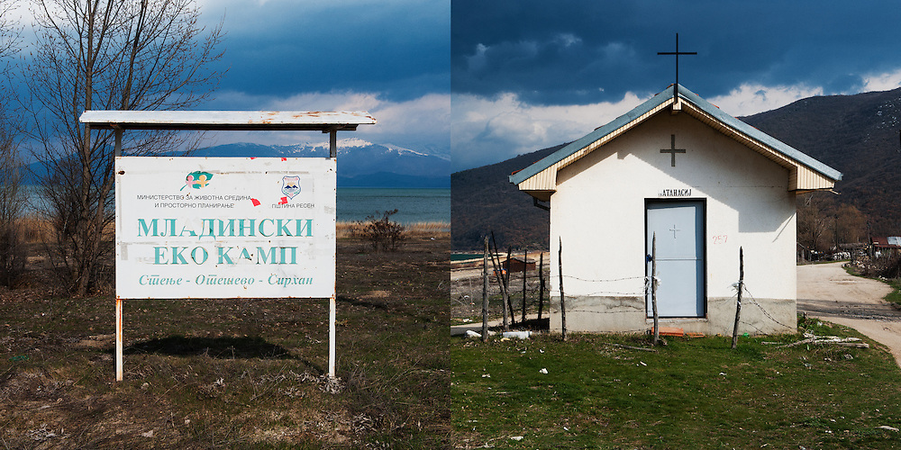 Eco youth camp / St. Athanasius  church