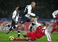 Fotball<br /> Tyskland 2004/05<br /> Hertha Berlin v Bayern München<br /> 30. januar 2005<br /> Foto: Digitalsport<br /> NORWAY ONLY<br /> Guiseppe Reina, Robert Kovac Bayern