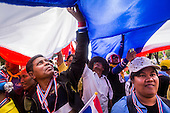Thai Government Collapses In Face of Massive Protest