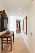 modern architecture, Interior, beautiful apartment, corridor