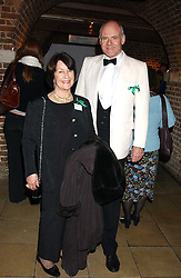EIRA JESSEL and LORD COLWYN at the annual Parliamentary Palace of Varieties in aid of Macmillan Cancer Relief at St.Johns, Smith Square, London on 2nd February 2006. <br /><br />NON EXCLUSIVE - WORLD RIGHTS
