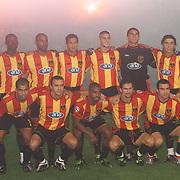 Turkish soccer team Galatasaray between Barcelona. Galatasaray's during their AliSamiYen Stadium in Istanbul/Turkey.<br /> Photo by Aykut AKICI/TURKPIX