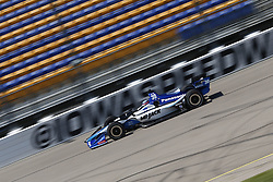 July 7, 2018 - Newton, Iowa, United States of America - TAKUMA SATO (30) of Japan takes to the track to practice for the Iowa Corn 300 at Iowa Speedway in Newton, Iowa. (Credit Image: © Justin R. Noe Asp Inc/ASP via ZUMA Wire)