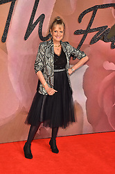 Twiggy attending The Fashion Awards 2016 at the Royal Albert Hall, London.